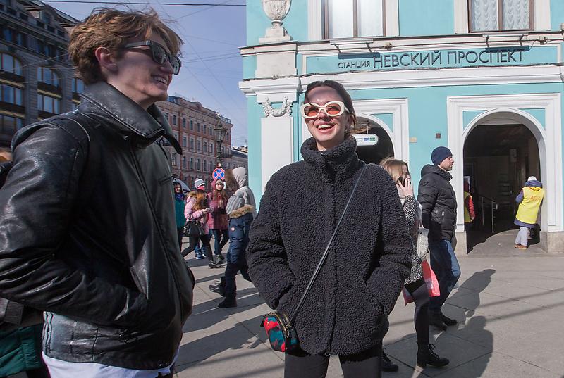 Меняется режим работы станции метро «Невский проспект»