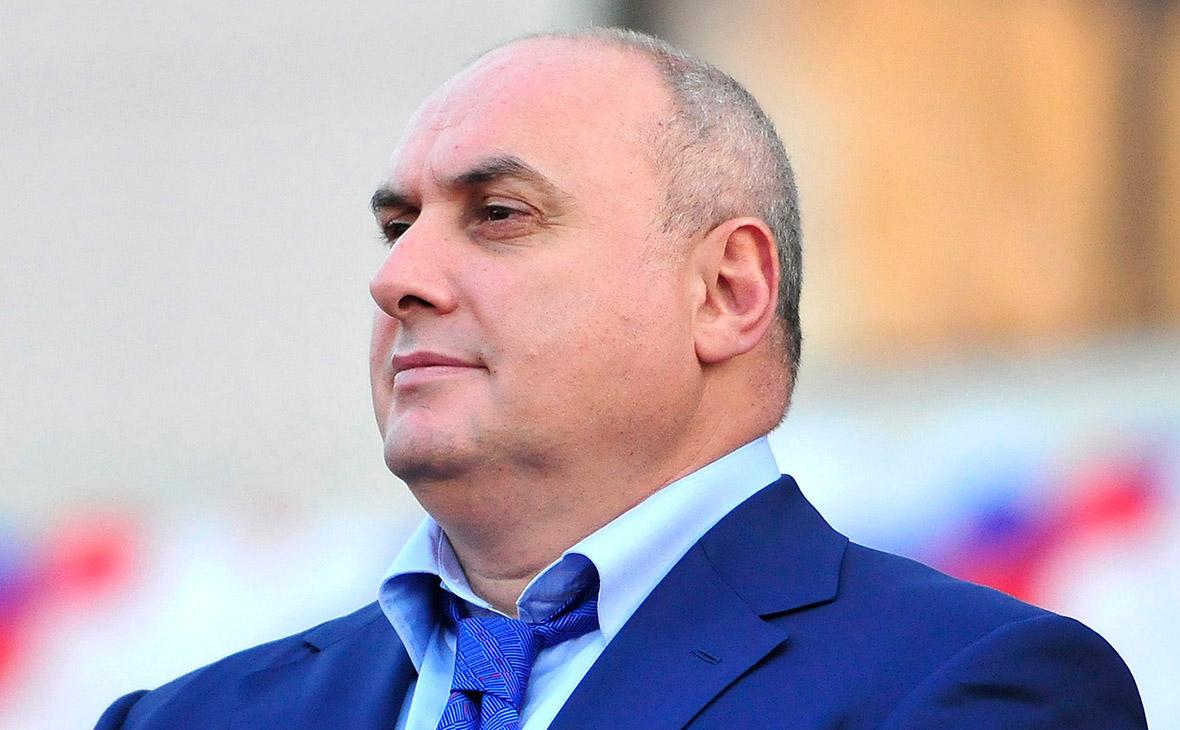 Мэра Махачкалы задержали по делу о превышении полномочий