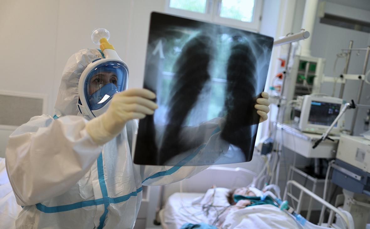 В Москве за сутки от коронавируса вылечились 3793 человека