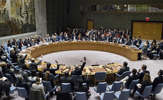 Россия пообещала наложить вето наантисирийские санкции вСБ ООН