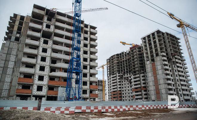 В 2017 году Татарстан инвестировал в строительство 7 млрд рублей