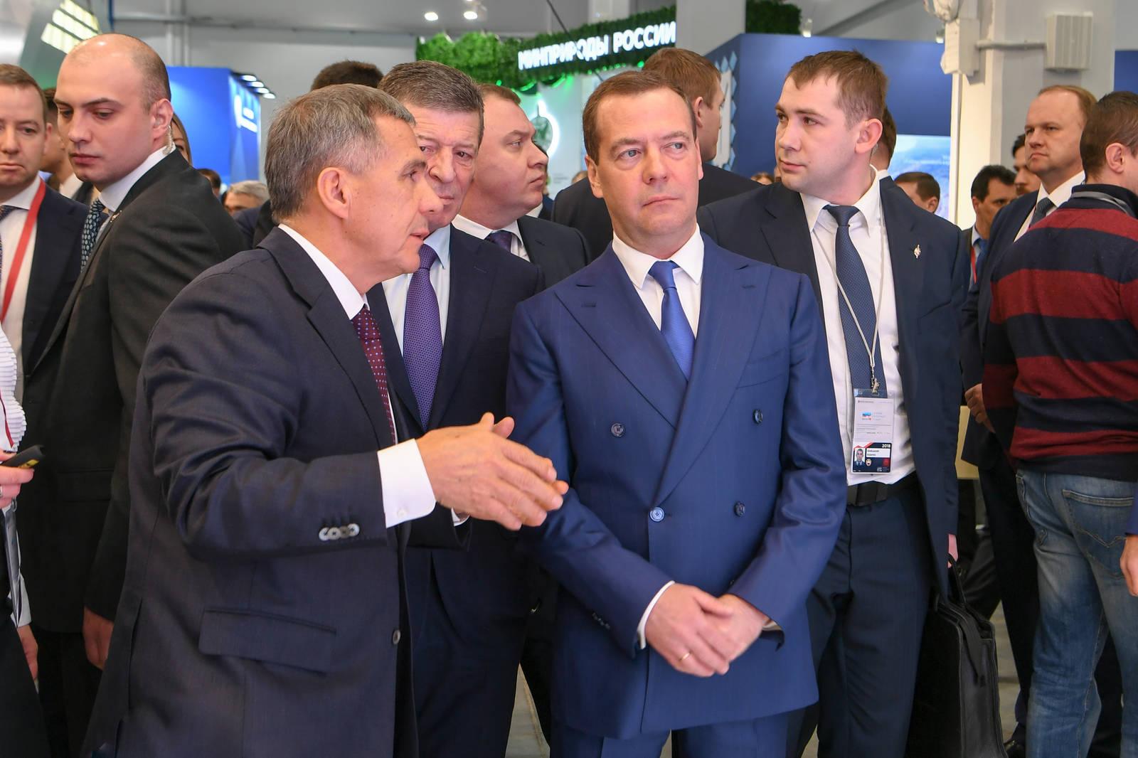 Минниханов попросил правительство РФ ограничить оборот сухого молока