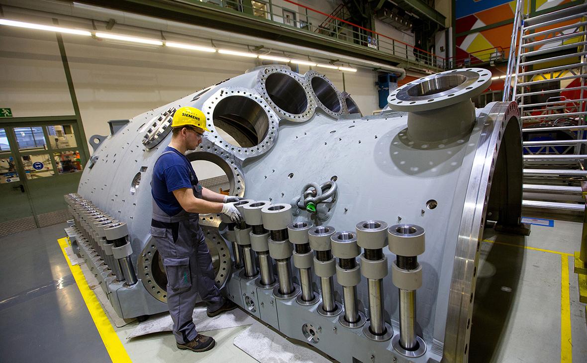 «Коммерсантъ» узнал схему поставок турбин Siemens в Крым