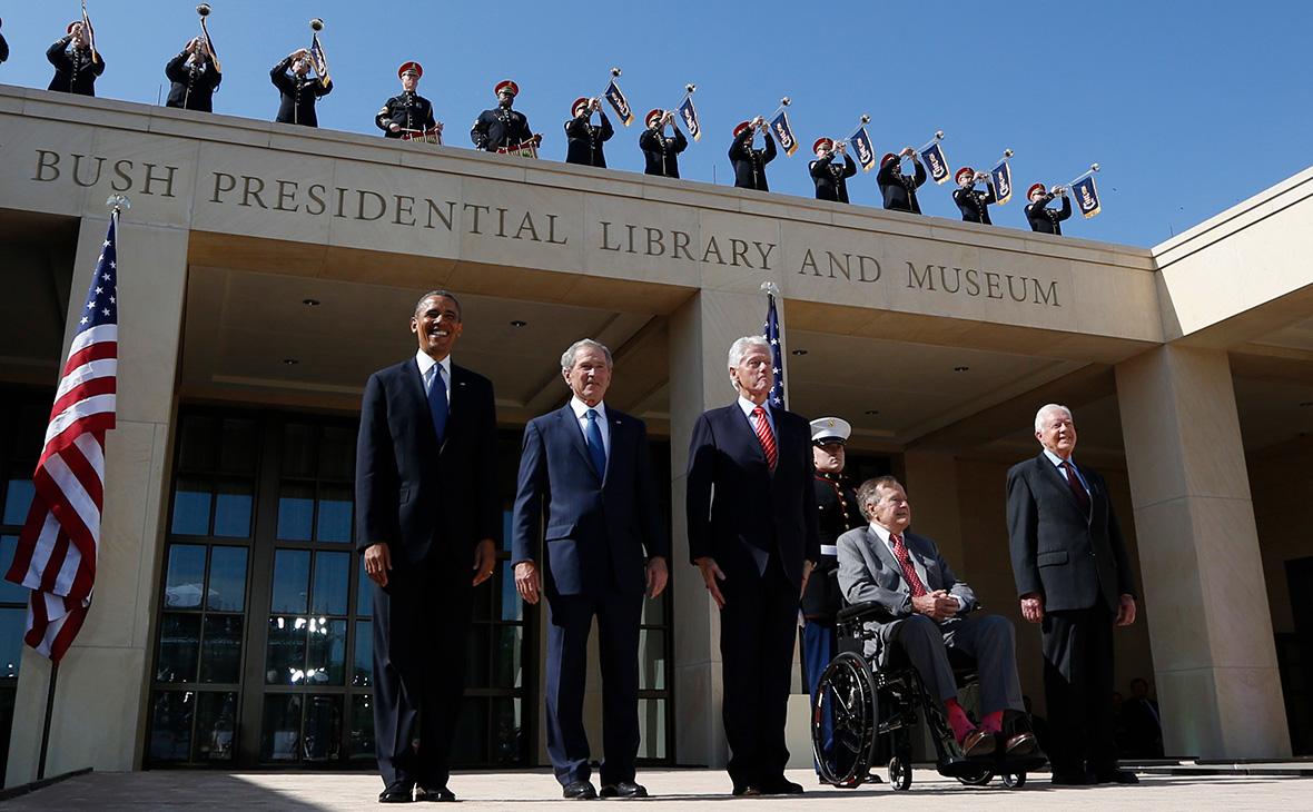 Конгресс США решил урезать пенсию бывшим президентам