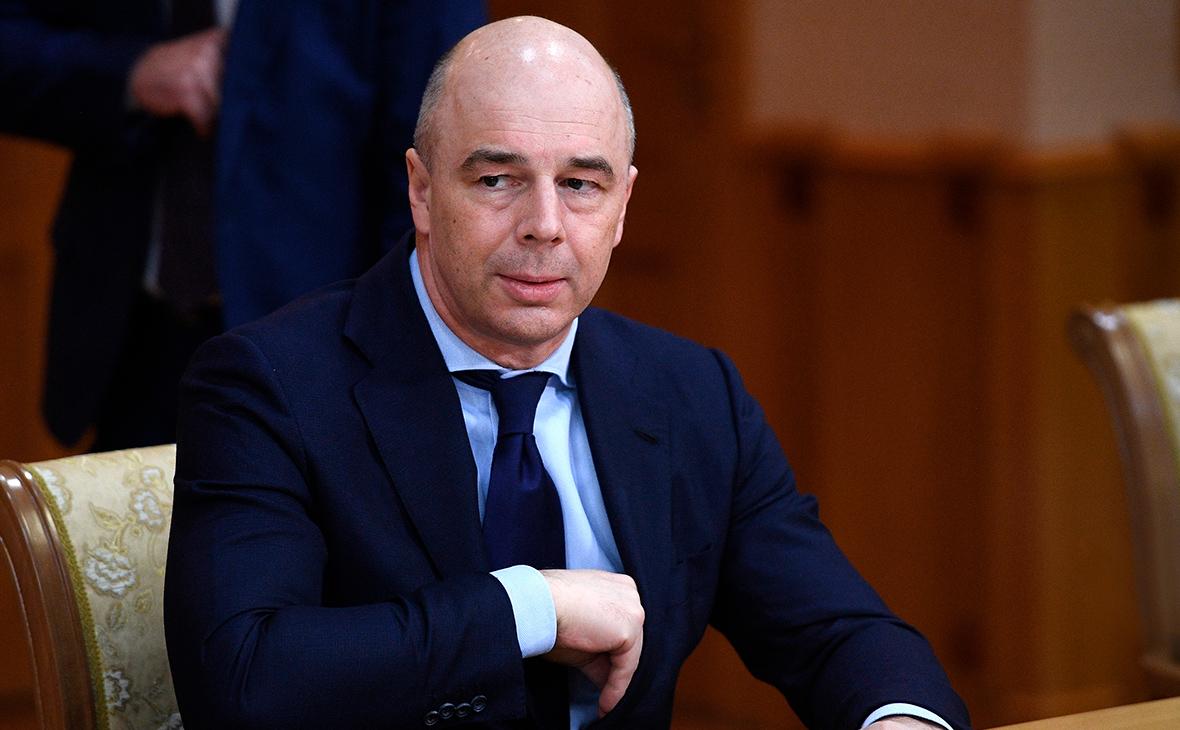 Силуанов объяснил просрочку платежей иностранных государств санкциями