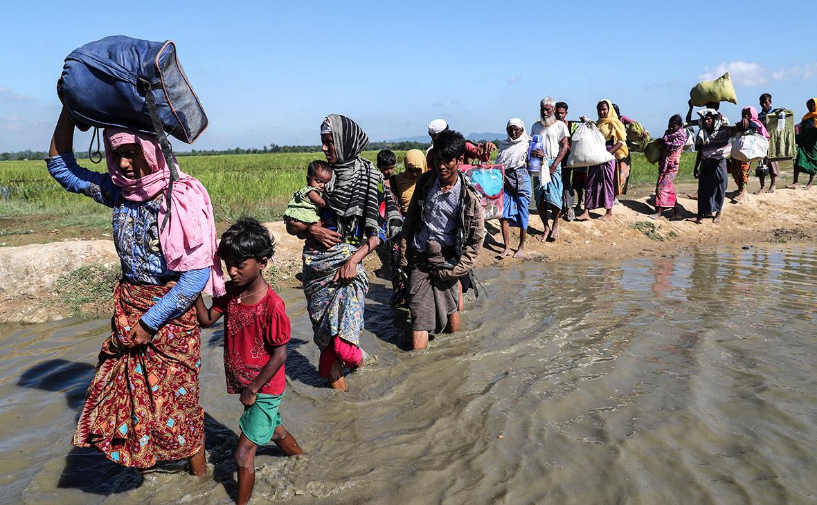 ЕС призвал Мьянму и Бангладеш обсудить репатриацию рохинджа