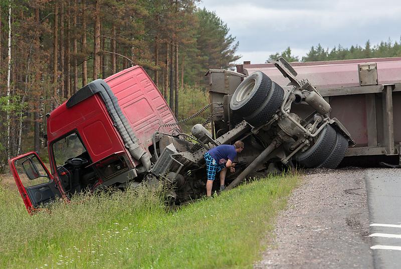 На дорогах Ленобласти начался эксперимент по борьбе с ДТП