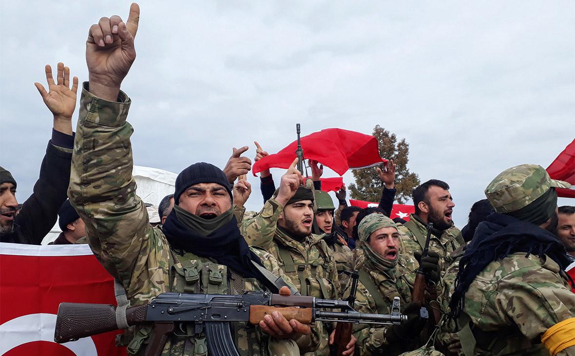 В Кремле прокомментировали турецкую операцию в сирийском Африне