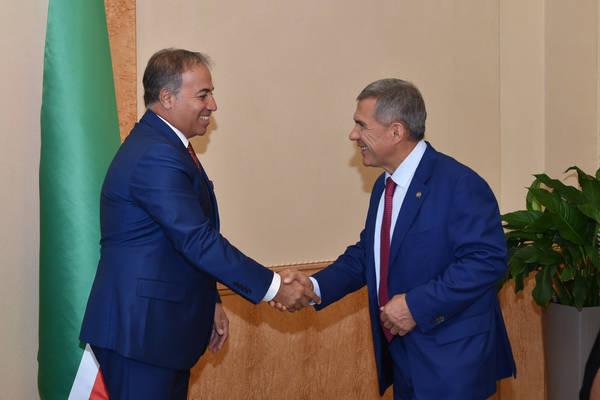 Планируемая Татарстаном и «Гебзе» промзона начнет поиск инвесторов