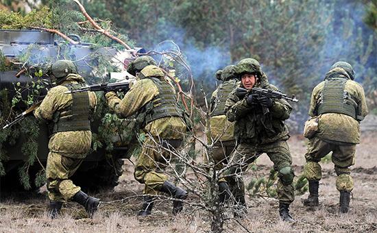 Минобороны Белоруссии назвало «истерией» ситуацию вокругучений сРоссией