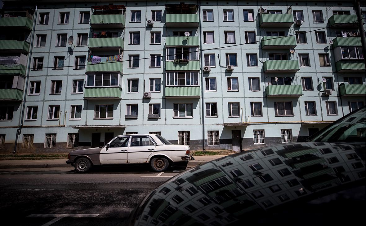 Более 70% россиян хотелибы перенести реновацию из Москвы в регионы