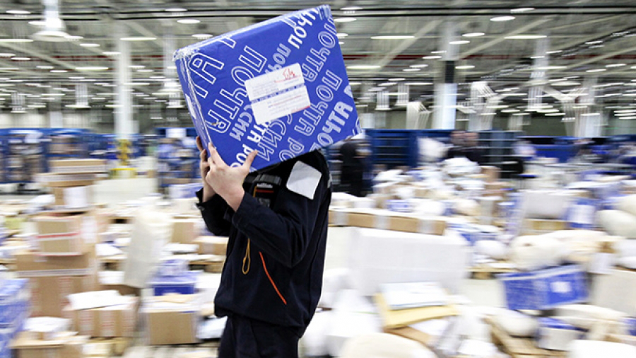 В казанском логоцентре «Почты России» усилят контроль за посылками