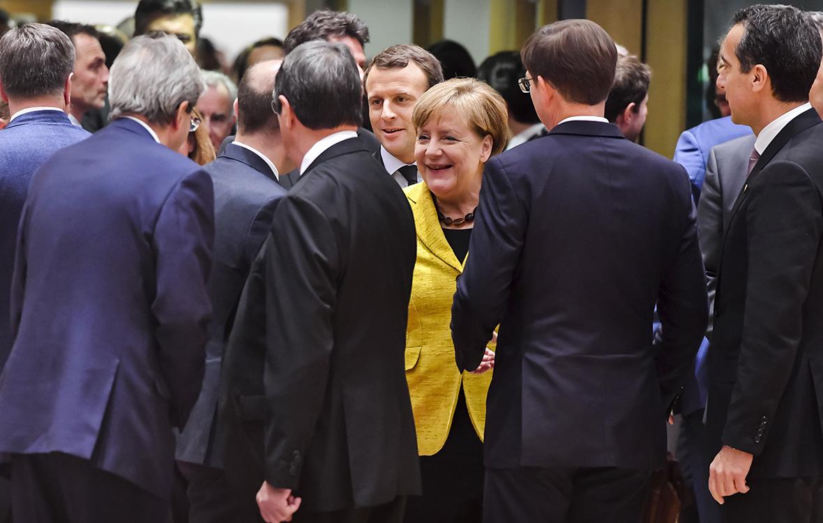 Лидеры ЕС согласовали создание новой оборонной структуры