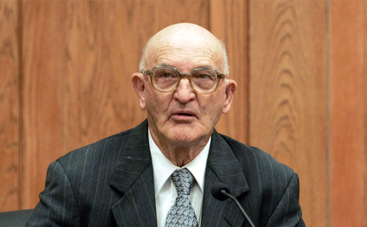 В США умер организовавший убийство правозащитников лидер ку-клукс-клана