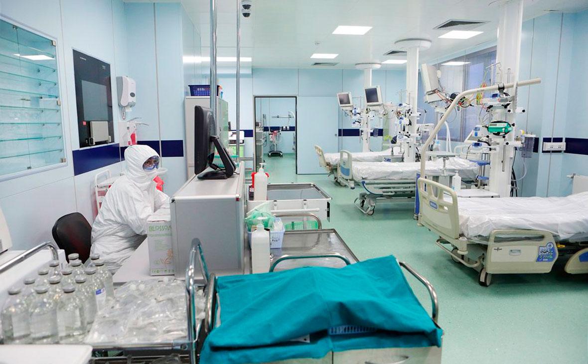 Подмосковный штаб сообщил о 8 умерших от коронавируса в регионе