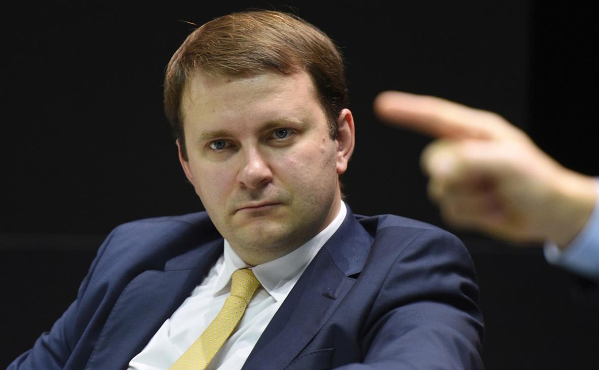 Орешкин пообещал Путину подобрать себе зама из «Лидеров России»