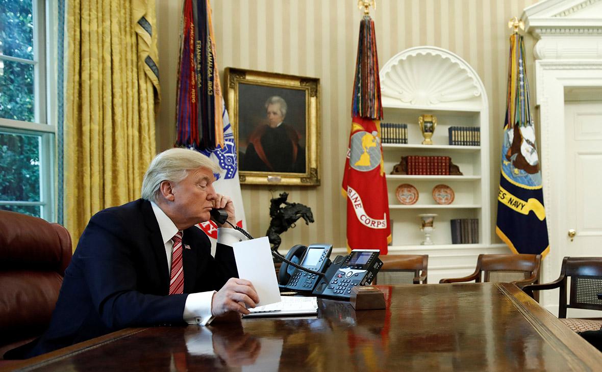 The Guardian узнала о просьбе Трампа подготовить список уступок России