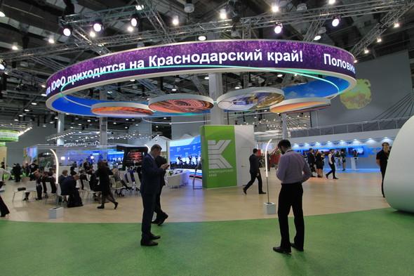 РИФ-2018: Кубань увеличила объем инвестсоглашений в 1,2 раза