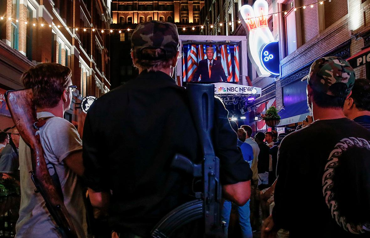 Поправка Трампа: изменитли президент США правила контроля за оружием