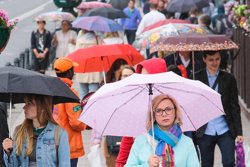 Синоптики обещают жителям Петербурга перемену погоды