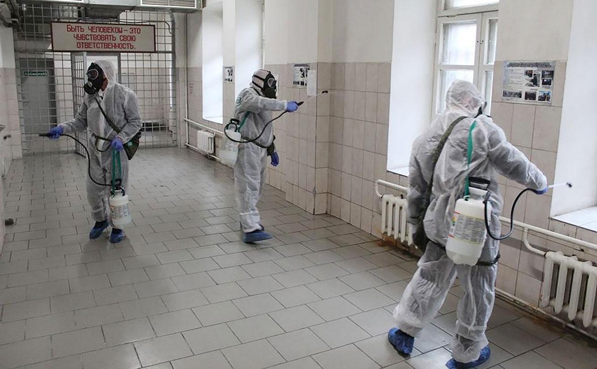 ФСИН назвала число заразившихся коронавирусом в России заключенных