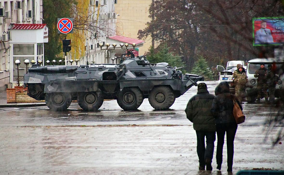 Силовой конфликт: что происходит в ЛНР