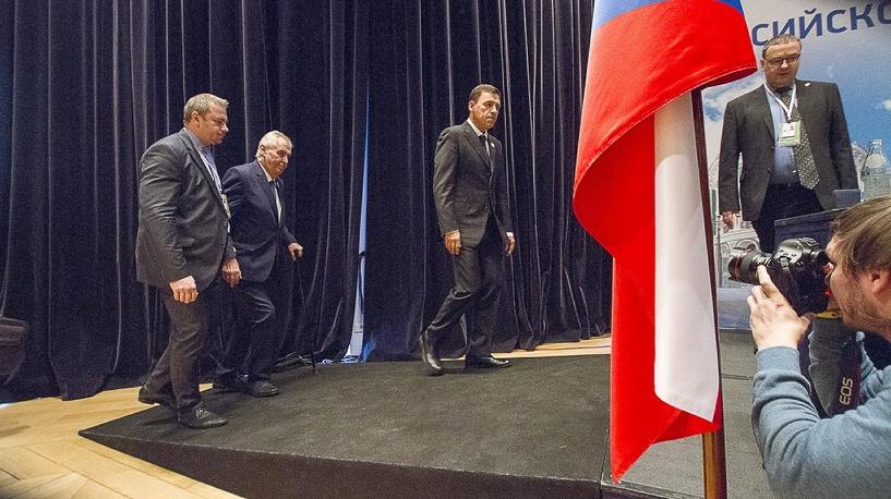 Свердловский губернатор встретится с новым правительством Чехии