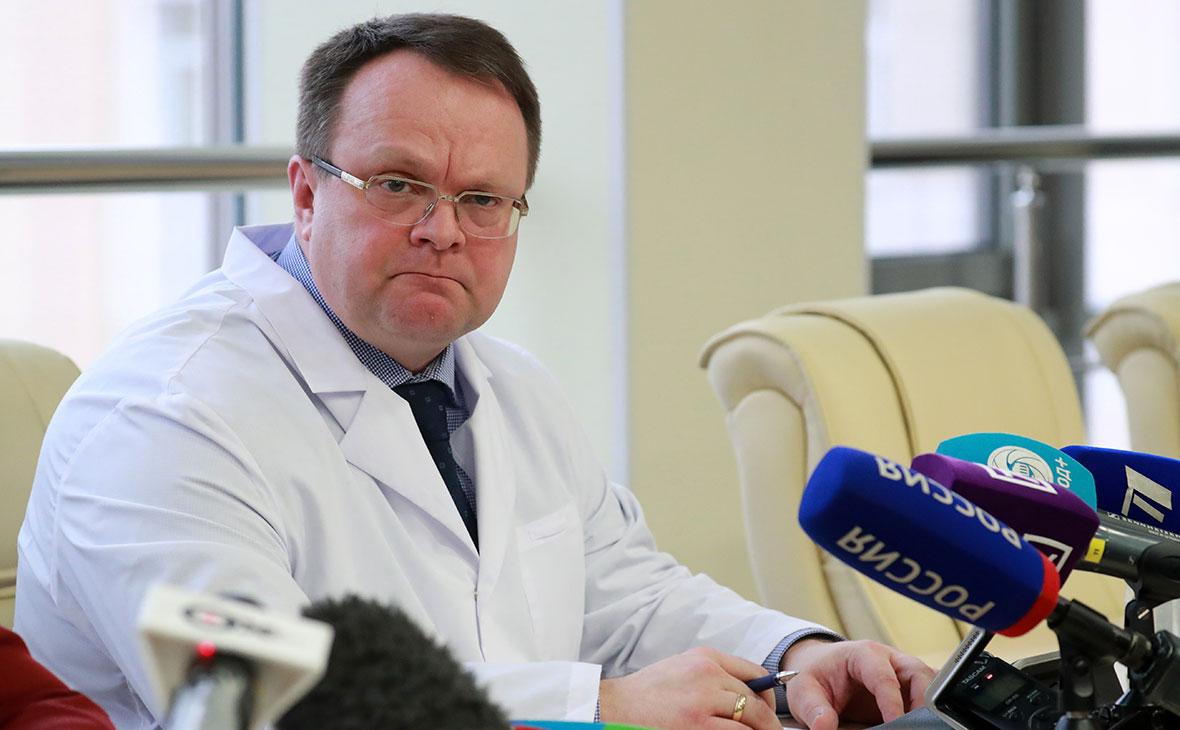В Петербурге из-за коронавируса госпитализировали 137 медработников