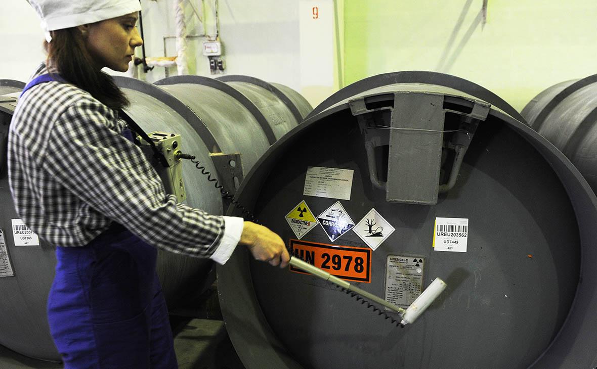 Компании США попросили власти ограничить закупки российского урана