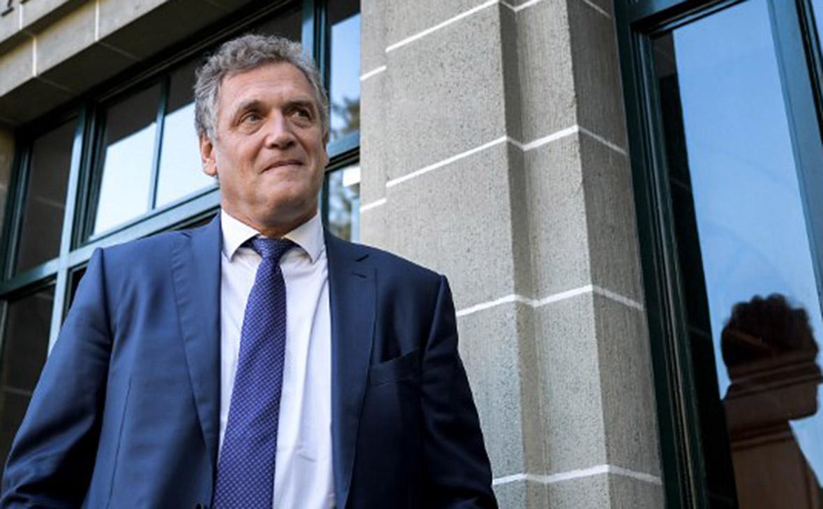 На экс-генсека FIFA завели дело из-за телеправ