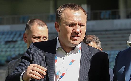 Задержан вице-губернатор Краснодарского края