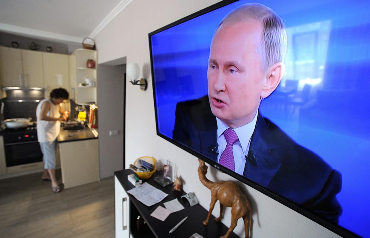 «Голос» заявил о жалобах на предвыборную агитацию на телевидении