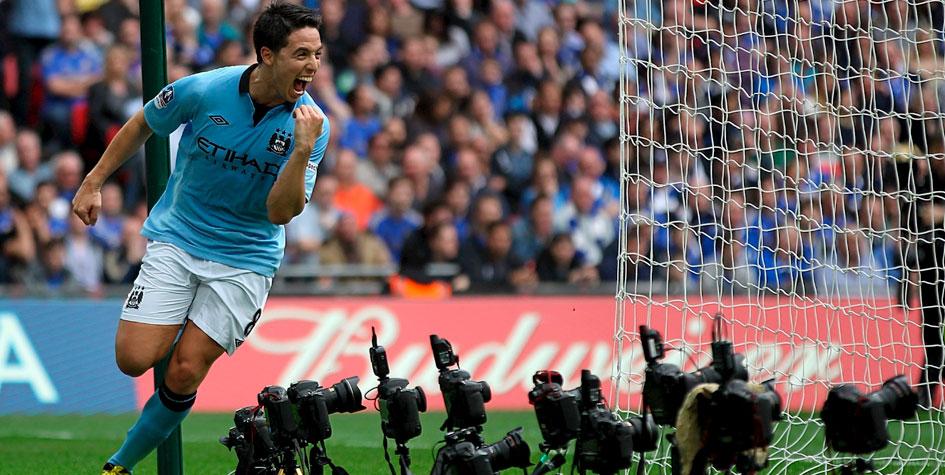 «Манчестер Сити» объявил о продаже Самира Насри