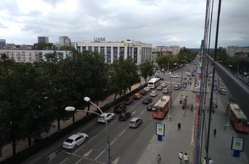Реконструкция Комсомольского проспекта в Перми может обойтись в ₽1,5 млрд