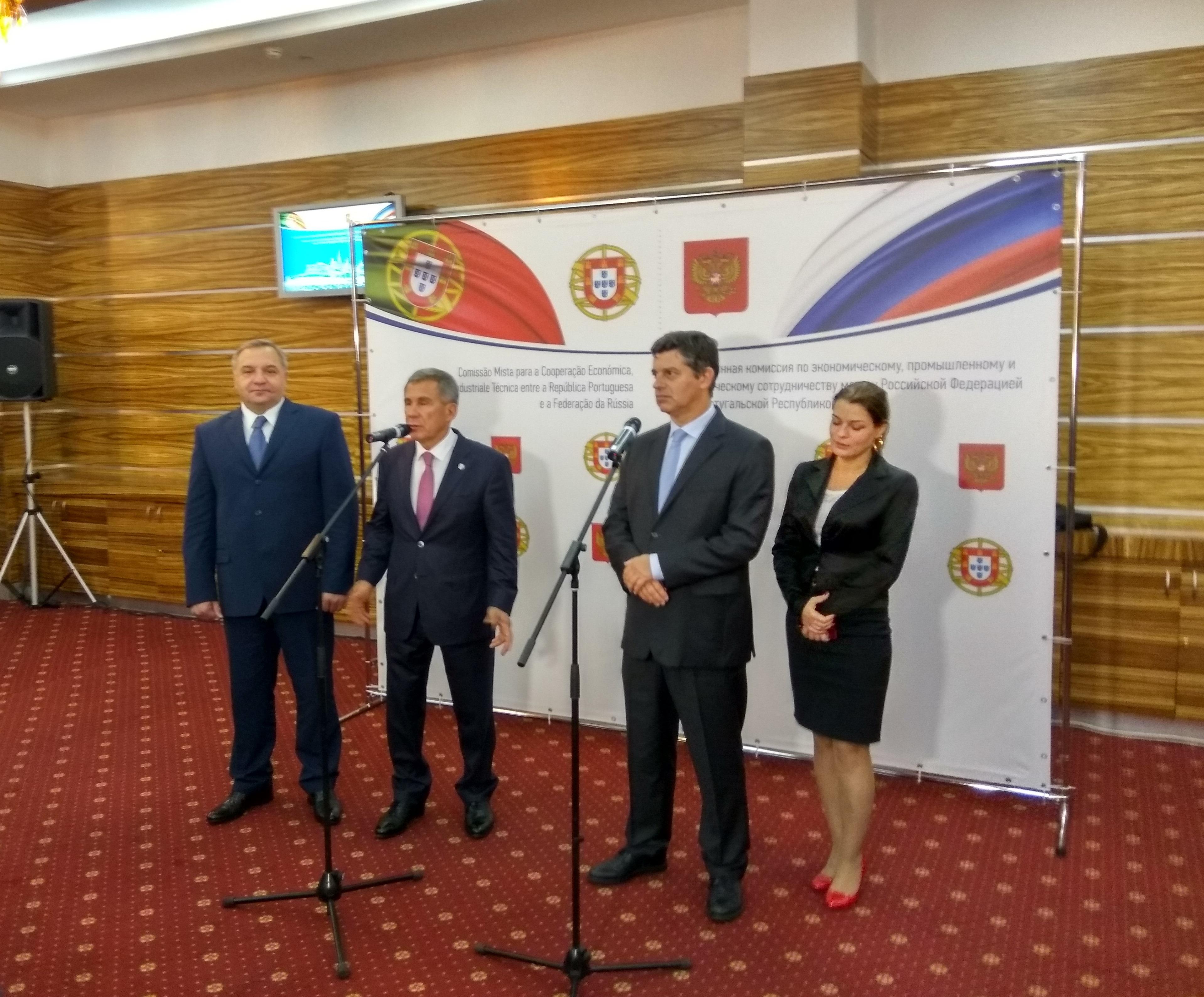 Специалисты из Португалии построят в Татарстане долговечные автострады