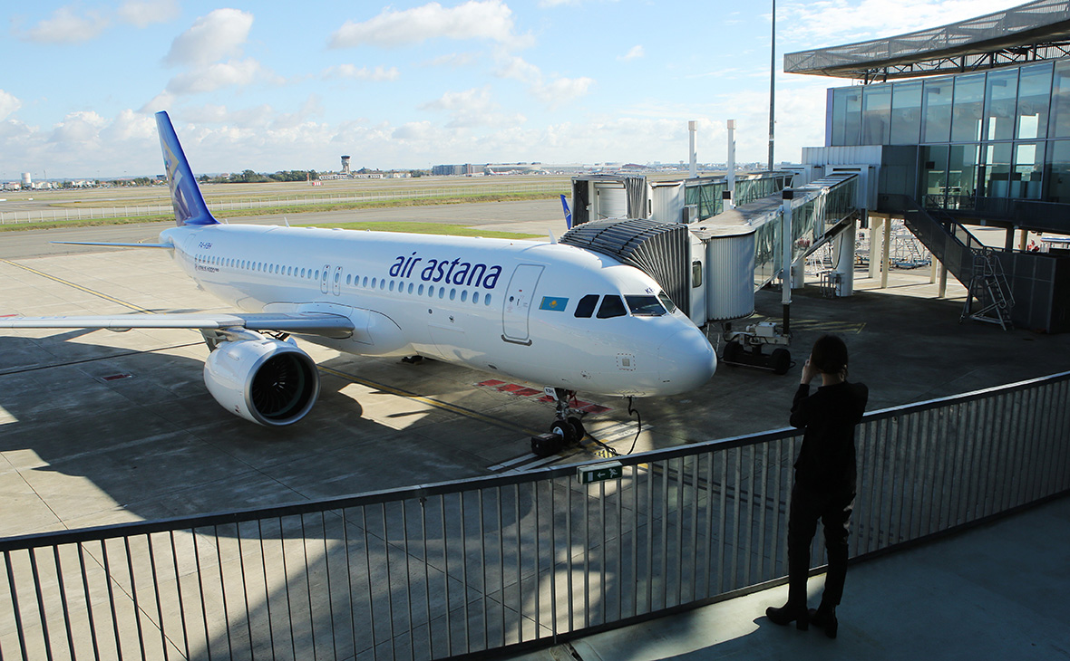 Крупнейшая авиакомпания Казахстана заявила об угрозе прекращения полетов