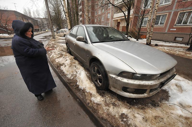 Штрафовать петербургских автовладельцев будет «Большой брат»