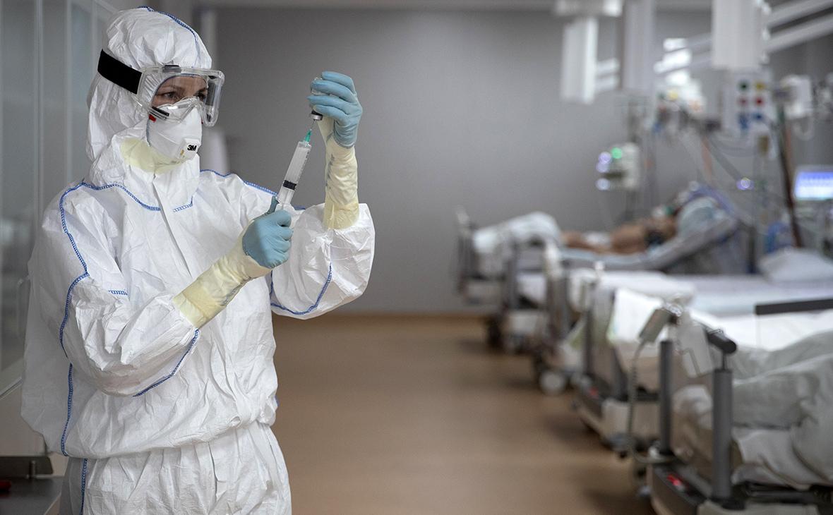 В России за сутки выявили 8371 заразившегося коронавирусом