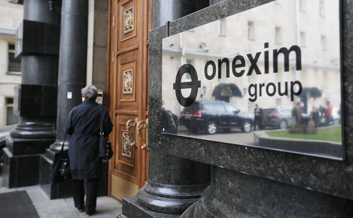 ОНЭКСИМ Прохорова потребовала от холдинга «Открытие» 1,4 млрд руб