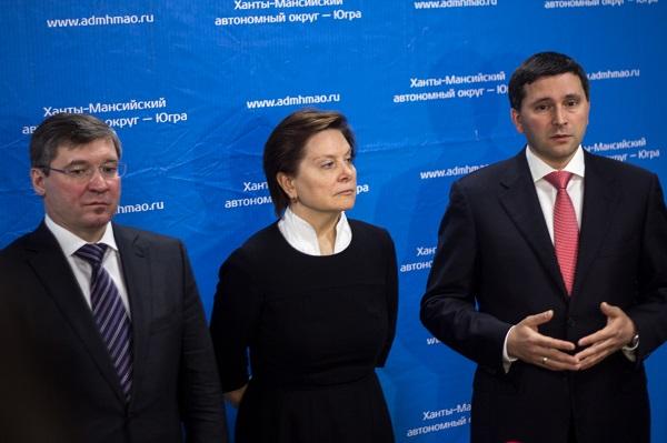 Власти Югры дополнительно вложатся в«Сотрудничество»