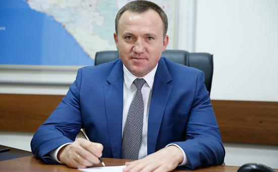 Вице-губернатор Кубани Юрий Гриценко снят с должности и взят под стражу