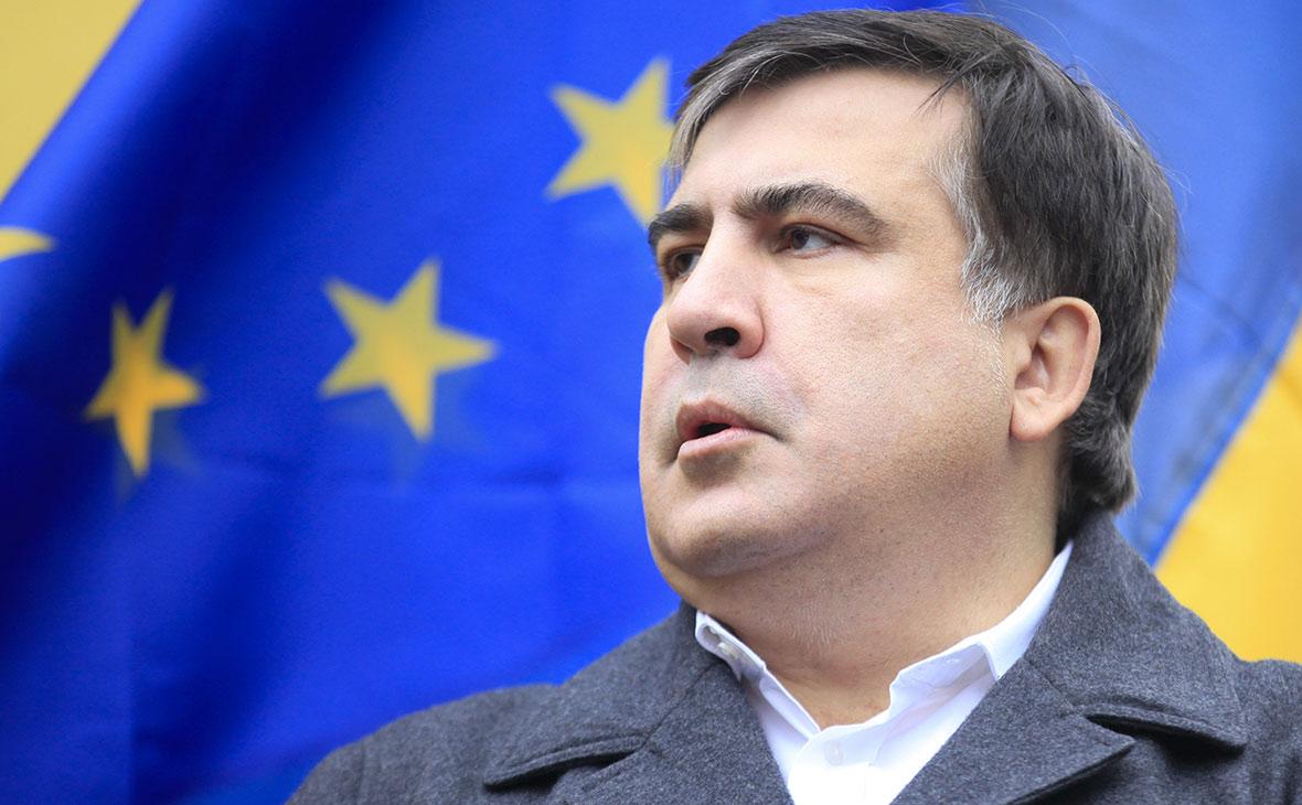 СМИ сообщили о письме Саакашвили к Порошенко с предложением мира