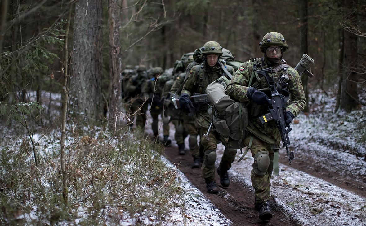 В НАТО отвергли обвинения в неспособности к быстрому развертыванию