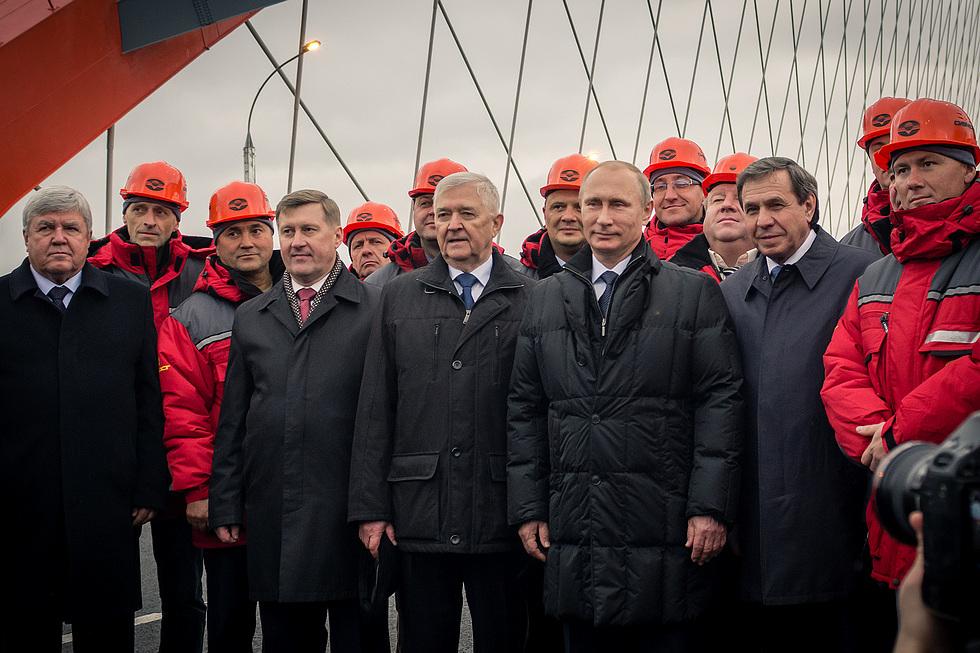 Почему мэр Локоть не попал на встречу с Путиным в Новосибирске?