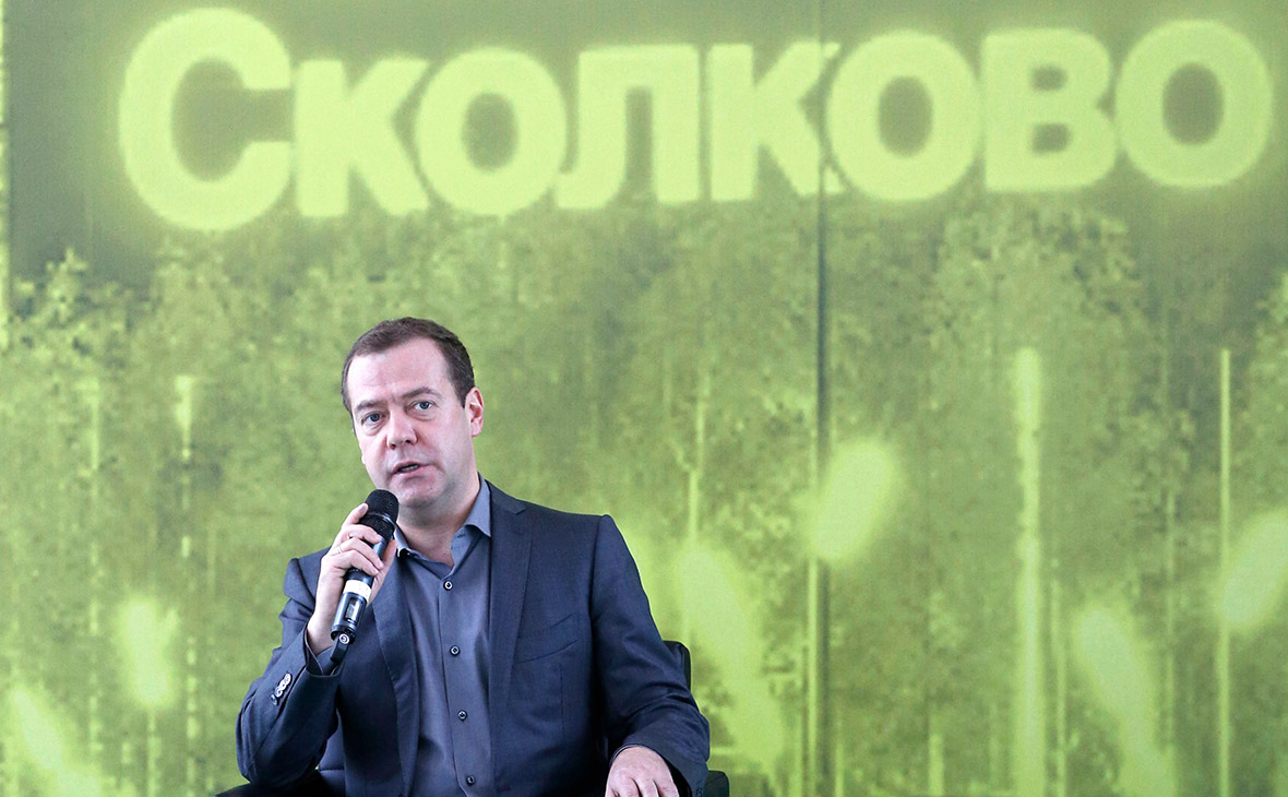 Медведев анонсировал аналог «Сколково» в Петербурге за 41 млрд руб.