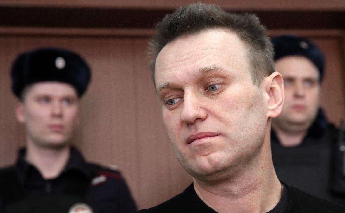 ФСИН предупредила Навального о возможной замене условного срока реальным