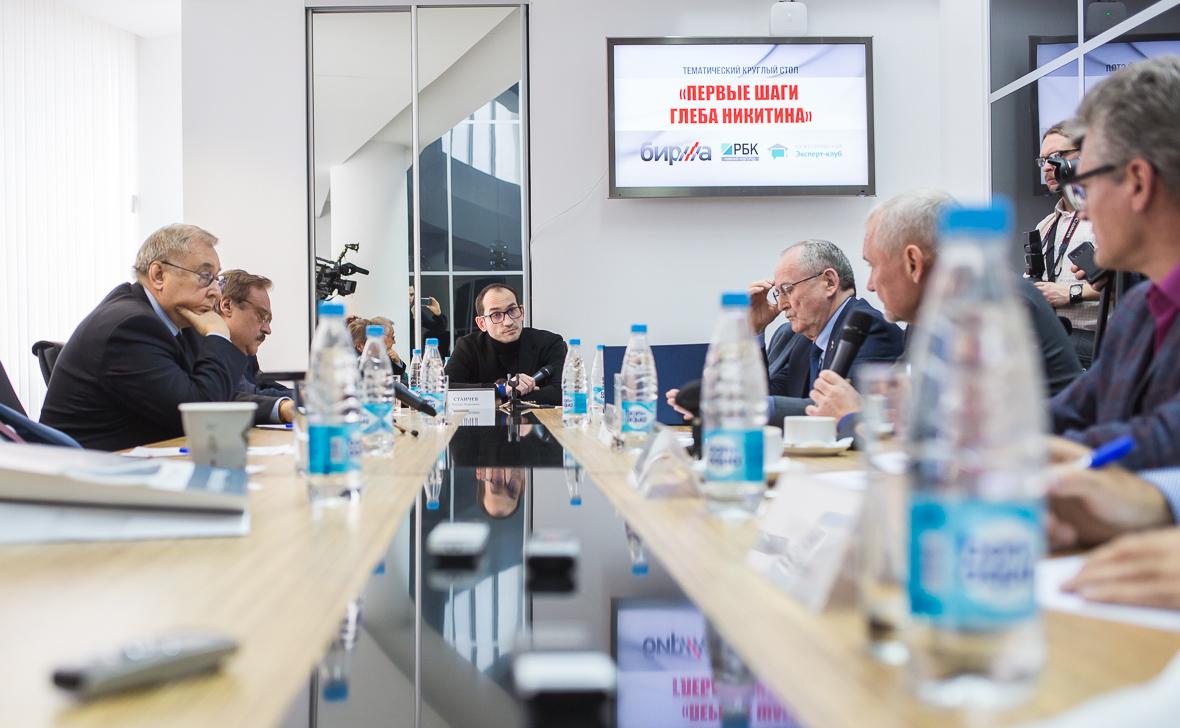 В Нижнем Новгороде обсудили первые шаги нового главы региона
