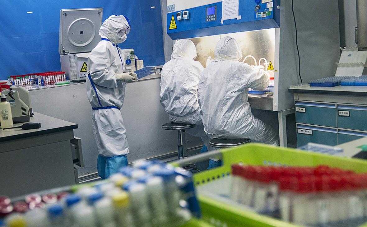 Китайские ученые узнали о существовании коронавируса с начала декабря
