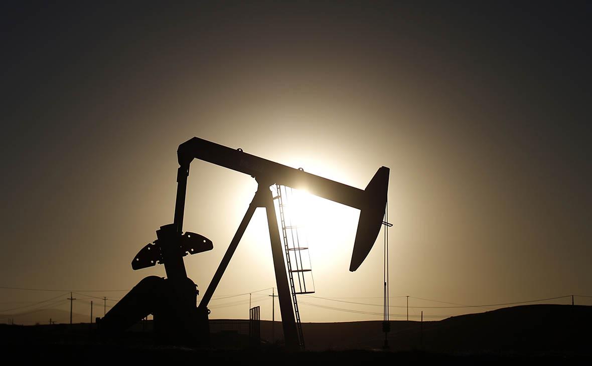 Цена барреля нефти Brent выросла за день более чем на $2