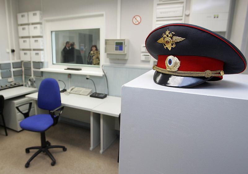 В Петербурге арестован высокопоставленный борец с экстремизмом